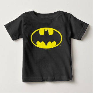 Batman Symbol | Bat Oval Logo Baby T-Shirt