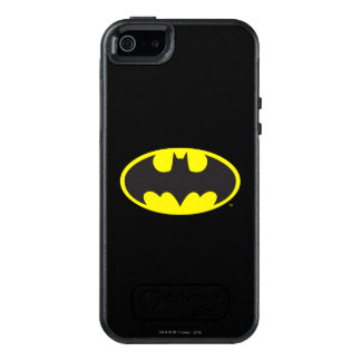 Batman Symbol | Bat Oval Logo OtterBox iPhone 5/5s/SE Case