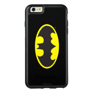 Batman Symbol | Bat Oval Logo OtterBox iPhone 6/6s Plus Case