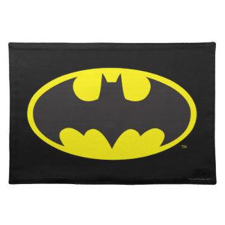Batman Symbol | Bat Oval Logo Placemat