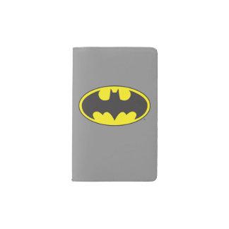 Batman Symbol   Bat Oval Logo Pocket Moleskine Notebook