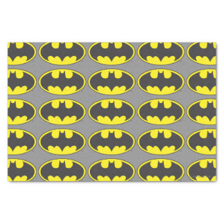 Batman Symbol | Bat Oval Logo Tissue Paper