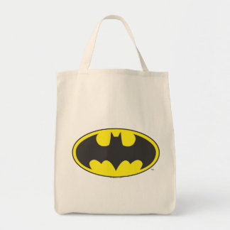 Batman Symbol | Bat Oval Logo Tote Bag