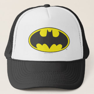 Batman Symbol | Bat Oval Logo Trucker Hat