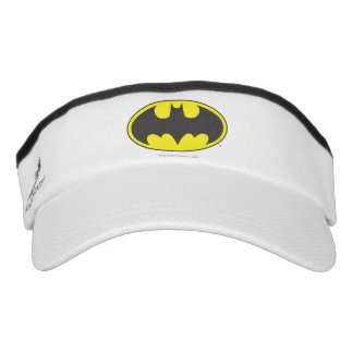 Batman Symbol | Bat Oval Logo Visor