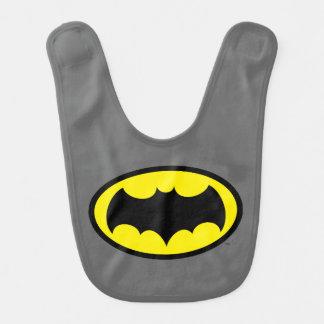 Batman Symbol Bib
