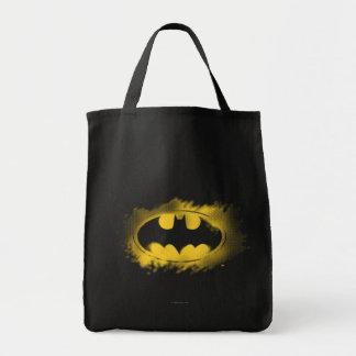 Batman Symbol | Black and Yellow Logo