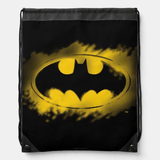 Batman Symbol | Black and Yellow Logo Rucksacks