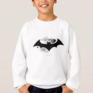 Batman Symbol | Black Shadow Logo Sweatshirt