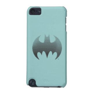 Batman Symbol | Black White Fade Logo iPod Touch 5G Cover