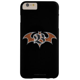 Batman Symbol | Brown Logo Barely There iPhone 6 Plus Case