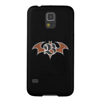 Batman Symbol | Brown Logo Galaxy S5 Cover