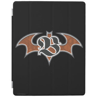 Batman Symbol | Brown Logo iPad Cover
