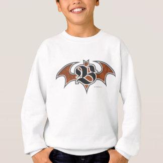 Batman Symbol | Brown Logo Sweatshirt