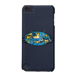 Batman Symbol | Classic Collage Logo iPod Touch 5G Case