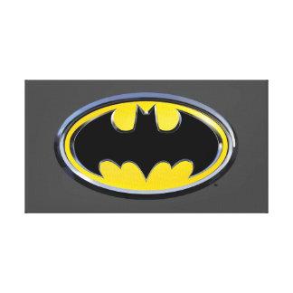 Batman Symbol | Classic Logo Canvas Print