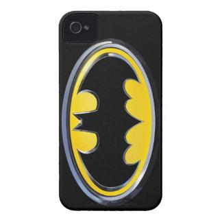 Batman Symbol   Classic Logo iPhone 4 Cover