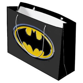 Batman Symbol | Classic Logo Large Gift Bag