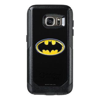 Batman Symbol   Classic Logo OtterBox Samsung Galaxy S7 Case