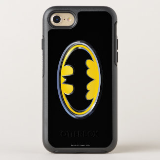 Batman Symbol | Classic Logo OtterBox Symmetry iPhone 8/7 Case