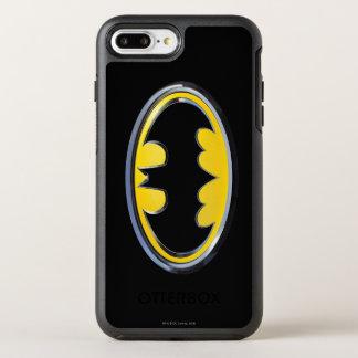 Batman Symbol   Classic Logo OtterBox Symmetry iPhone 8 Plus/7 Plus Case