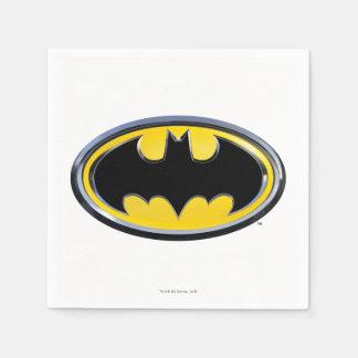 Batman Symbol | Classic Logo Paper Napkin