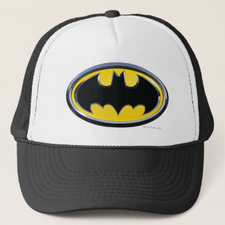 Batman Symbol   Classic Logo Trucker Hat