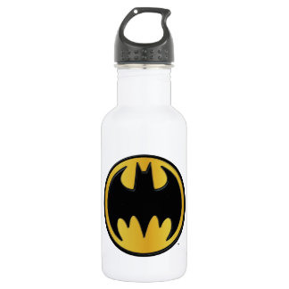Batman Symbol   Classic Round Logo 532 Ml Water Bottle