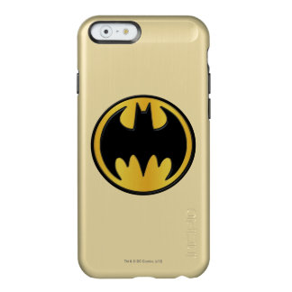 Batman Symbol | Classic Round Logo Incipio Feather® Shine iPhone 6 Case