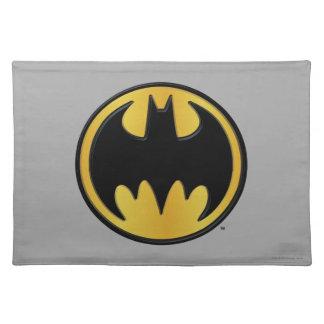 Batman Symbol | Classic Round Logo Placemat