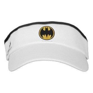 Batman Symbol | Classic Round Logo Visor