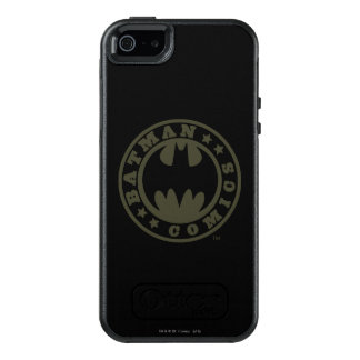 Batman Symbol | Comics Logo OtterBox iPhone 5/5s/SE Case