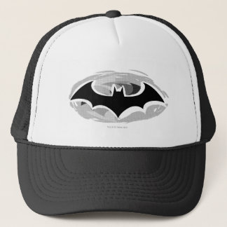 Batman Symbol | Drawn Logo Trucker Hat