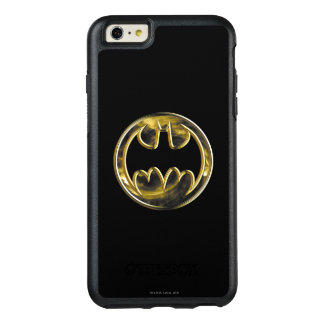 Batman Symbol | Gold Logo 2 OtterBox iPhone 6/6s Plus Case