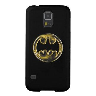 Batman Symbol | Gold Logo Galaxy S5 Case