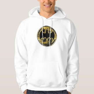 Batman Symbol | Gold Logo Hoodie