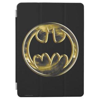 Batman Symbol   Gold Logo iPad Air Cover