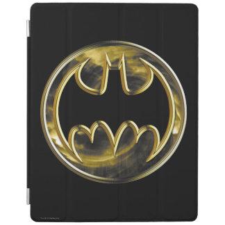 Batman Symbol | Gold Logo iPad Cover