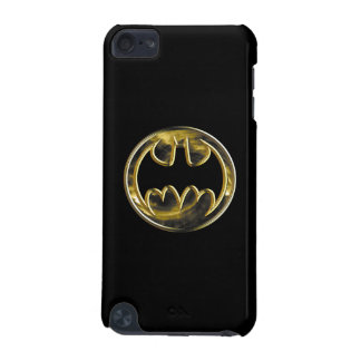 Batman Symbol | Gold Logo iPod Touch 5G Cover