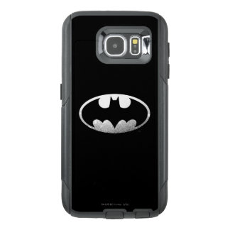 Batman Symbol | Grainy Logo 2 OtterBox Samsung Galaxy S6 Case