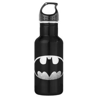 Batman Symbol | Grainy Logo 532 Ml Water Bottle