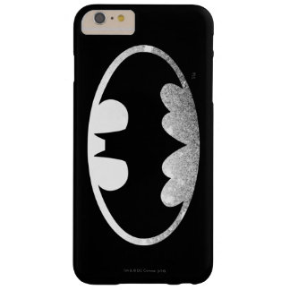Batman Symbol | Grainy Logo Barely There iPhone 6 Plus Case