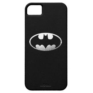 Batman Symbol | Grainy Logo Case For The iPhone 5