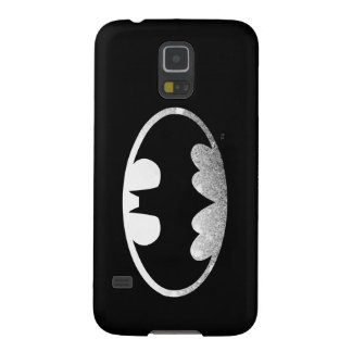 Batman Symbol   Grainy Logo Galaxy S5 Covers