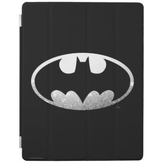 Batman Symbol | Grainy Logo iPad Cover