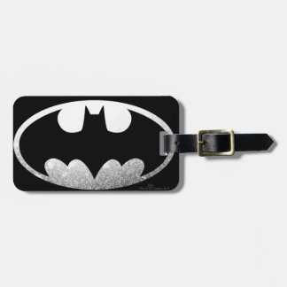 Batman Symbol | Grainy Logo Luggage Tag
