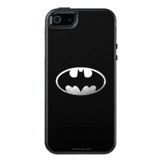 Batman Symbol | Grainy Logo OtterBox iPhone 5/5s/SE Case