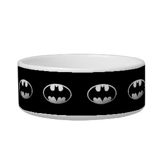 Batman Symbol | Grainy Logo Pet Bowls