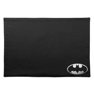 Batman Symbol | Grainy Logo Placemat