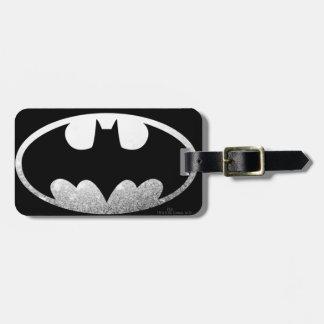Batman Symbol | Grainy Logo Tags For Bags